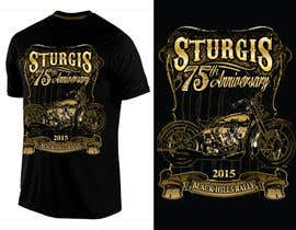 #67 cho Design a T-Shirt for STURGIS 2015 bởi WendyRV