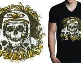 Nro 44 kilpailuun Design a T-Shirt for STURGIS 2015 käyttäjältä MadaU