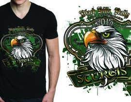 Nro 65 kilpailuun Design a T-Shirt for STURGIS 2015 käyttäjältä MadaU