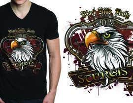 Nro 66 kilpailuun Design a T-Shirt for STURGIS 2015 käyttäjältä MadaU