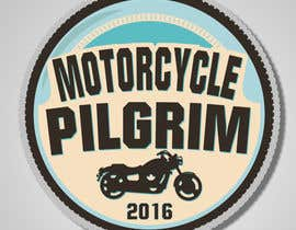 #18 for Motorcycle-Pilgrim Logo by sorinakevw