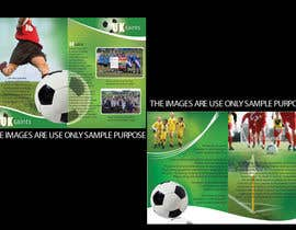 #24 untuk Graphic Design for uk saints brochure oleh xzenashok
