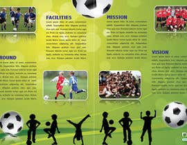 #27 untuk Graphic Design for uk saints brochure oleh xzenashok