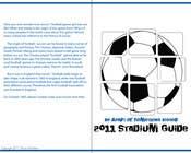 Graphic Design for uk saints brochure için Graphic Design4 No.lu Yarışma Girdisi