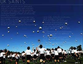 #26 untuk Graphic Design for uk saints brochure oleh XpertDesigner007