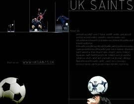 #20 для Graphic Design for uk saints brochure от XpertDesigner007