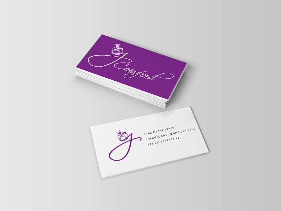 Kilpailutyö #19 kilpailussa Design a Logo for business cards