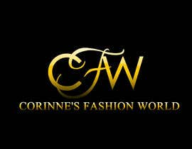 #40 para Design a Logo for Corinne's Fashion World por ChristianSpencer