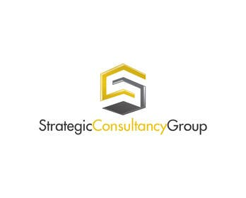#66 untuk Design a Logo for The Strategic Consultancy Group oleh feroznadeem01