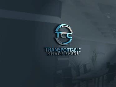 Nro 88 kilpailuun Design a Logo for Transportable Shade Sheds käyttäjältä alikarovaliya