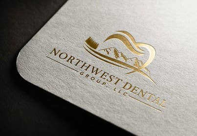 Nro 34 kilpailuun Design a Logo for Northwest Dental Group, LLC käyttäjältä mohammedkh5