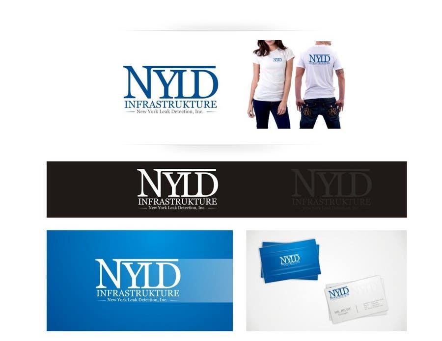 Proposition n°                                        91                                      du concours                                         Logo Design for New York Leak Detection, Inc.