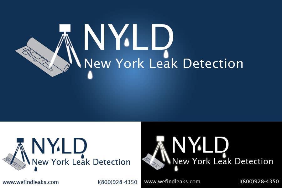 Contest Entry #                                        131                                      for                                         Logo Design for New York Leak Detection, Inc.
