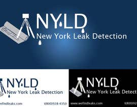 #131 untuk Logo Design for New York Leak Detection, Inc. oleh XZen