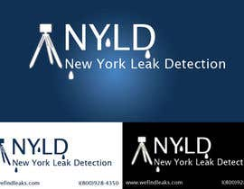 #128 para Logo Design for New York Leak Detection, Inc. de XZen
