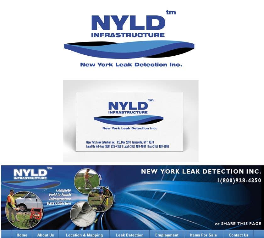 Proposition n°                                        70                                      du concours                                         Logo Design for New York Leak Detection, Inc.