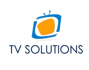 "#9 for Design a Logo for a company called ""TV Solutions"" af darkavdarka"