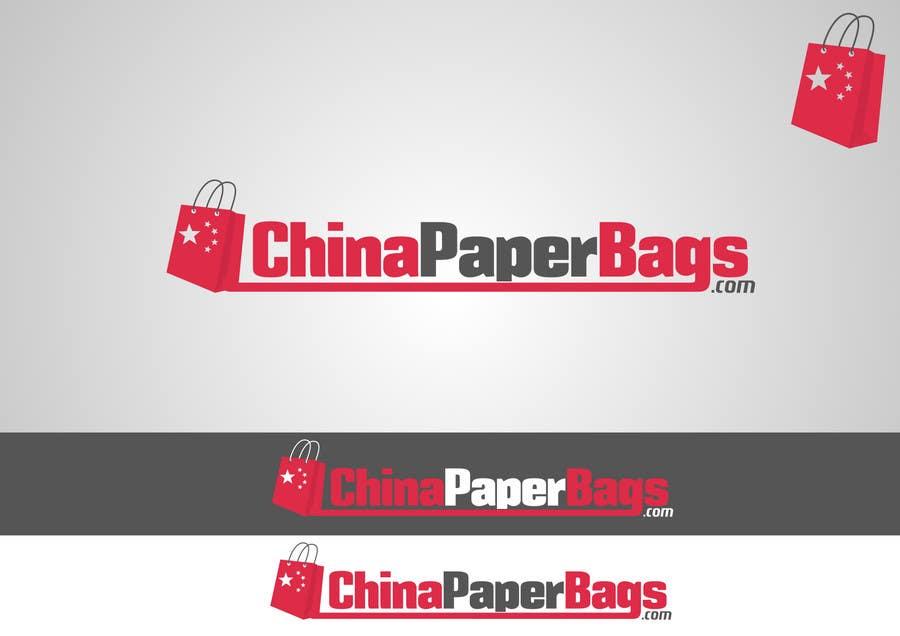 Inscrição nº 26 do Concurso para Design a Logo for ChinaPaperBags.com