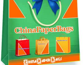 #32 para Design a Logo for ChinaPaperBags.com por FiifiOtJnr