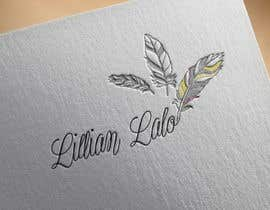 #88 untuk Make my name a logo! Lillian Lalo oleh iuliabarbu89