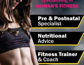 #27 para Design a Flyer for Personal Training por extragrafico