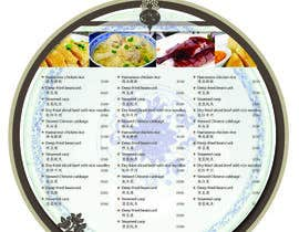 #1 for Design a MENU for a Chinese Noodle Restaurant by lilac18
