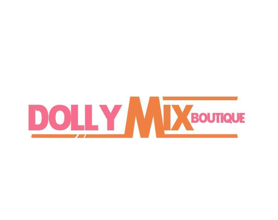 Penyertaan Peraduan #41 untuk DollyMixBoutique