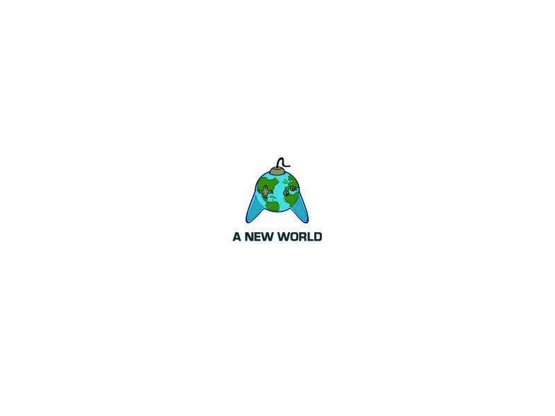 Konkurrenceindlæg #26 for Design a Logo for A New World