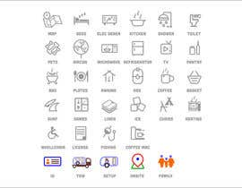 NikWB tarafından Design some Icons for my website için no 17