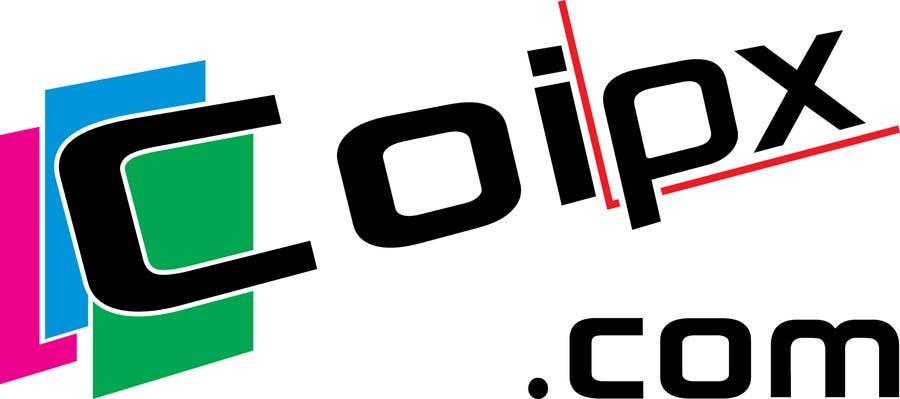 Konkurrenceindlæg #30 for Logo for Coipx.com