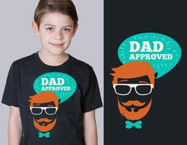 #31 for Original Unique Father's Day T-Shirt Design af UsagiP