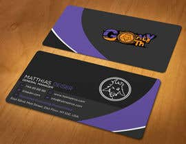#24 para Design some Business Cards for a Youth brand company por akhi1sl