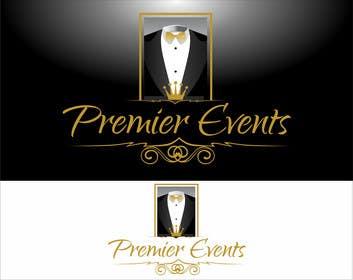 #75 untuk Design a Logo for Premier Events oleh petariliev