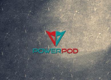 #97 for Design a Logo for POWERPOD af shavonmondal