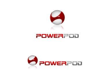 Nro 69 kilpailuun Design a Logo for POWERPOD käyttäjältä vsourse009