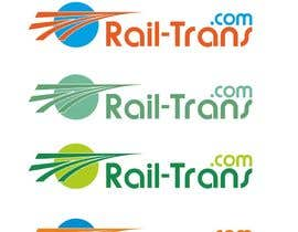 #19 untuk Ontwerp een Logo for rail transportation (cargo) oleh desislavsl