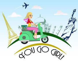 ms471992 tarafından Design a Logo for my business, You Go Girl! için no 19