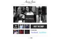 Graphic Design Natečajni vnos #44 za Design The Coolest Clothing Shop Landing Page in the World!