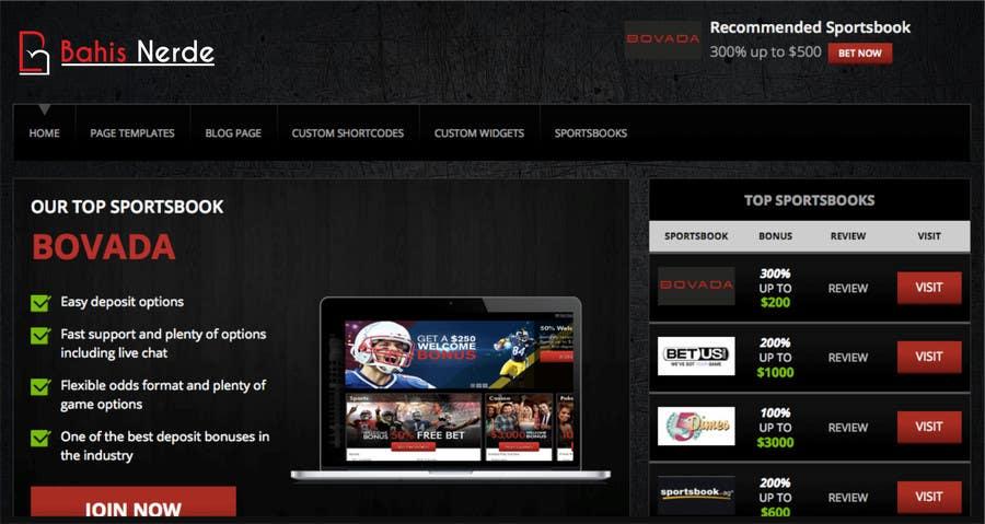 Konkurrenceindlæg #13 for Design a Logo for BahisNerde.com website