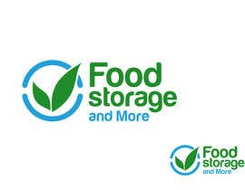 #21 for Design a Logo for a Food Storage Website af neXXes