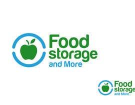 #22 para Design a Logo for a Food Storage Website por neXXes