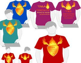 #9 for Design a T-Shirt for Internet Marketing Business af ayeshamuhamad