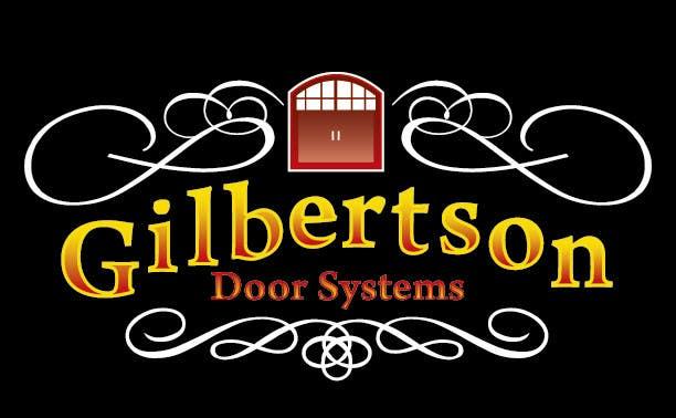 Kilpailutyö #40 kilpailussa Design a Logo for Gilbertson Door Systems