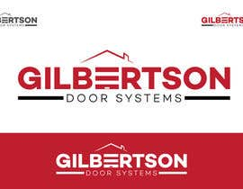 #17 cho Design a Logo for Gilbertson Door Systems bởi umamaheswararao3