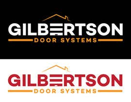 #36 cho Design a Logo for Gilbertson Door Systems bởi umamaheswararao3