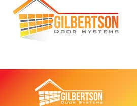 #33 cho Design a Logo for Gilbertson Door Systems bởi manuel0827