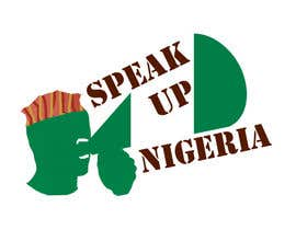 #98 para Design a Logo for Speak up Nigeria, por insekto