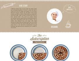 MadniInfoway01 tarafından Design a Website Mockup for retail food company için no 32