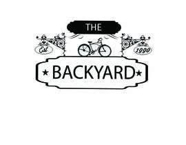 "#66 untuk Diseñar un logotipo para Restaurant Café ""The Backyard"" oleh AlejandroRkn"