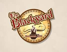 "#34 untuk Diseñar un logotipo para Restaurant Café ""The Backyard"" oleh pherval"